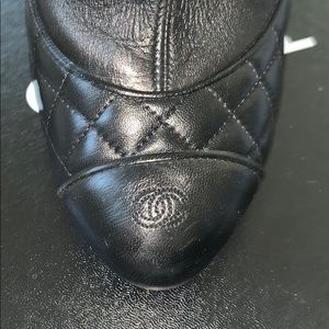 Size 40 Chanel Booties